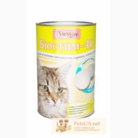 Биостим 40 для кошек белковая витаминно-минеральная добавка