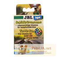 JBL Turtle Sun Aqua, мультивитаминный препарат для водных черепах