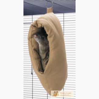 Savic Релакс Башмак (RelaxDeLuxe Shoe) гамак для хорьков и крыс, размер 28х12 см