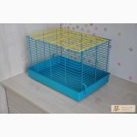 Клетка для грызунов+поилка и миска
