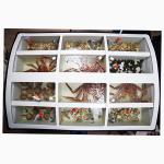 Аквариум для устриц, омаров, лобстеров