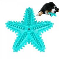 Игрушка для собак petfun морская звезда с пищалкой 16 х 16 см