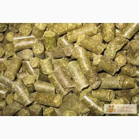 Люцерна гранулированная для шиншилл и других грызунов
