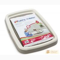 Savic Паппи Трейнер (Puppy Trainer) туалет для собак, пластик. С пеленками.