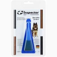 Inspector капли от внешних и внутренних паразитов для собак от 25 до 40 кг