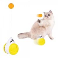 Игрушка для котов petfun интерактивная на колесиках 6 х 24 см