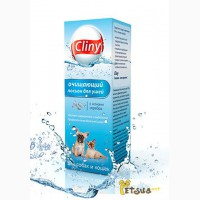 Cliny очищающий лосьон для ушей 50 мл.99грн