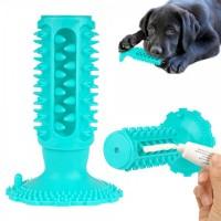 Игрушка для собак petfun dental на присоске с пищалкой 15 х 10 см