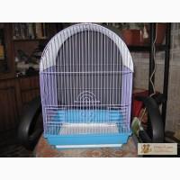 Клетка для волнистого попугайчика.