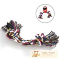 Игрушка для собак канат с 2 узлами