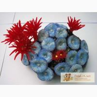 Декорации для аквариума Lang. Искусственные кораллы и растения