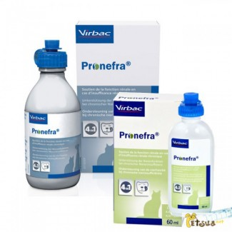 Пронефра (Pronefra) суспензия при ХПН, 60 мл; 180 мл