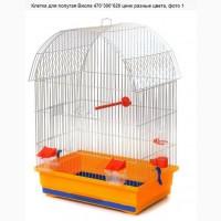 Клетка для попугая Виола
