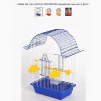 Клетка для попугая Ретро