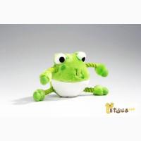 Pet Pro Веселая жаба плюшевый мяч игрушка для собак