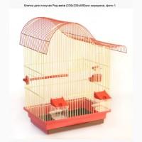 Клетка для попугая Ред вейв