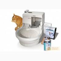 Революционный Автоматический туалет для кошек! Ваша кошка УБИРАЕТ САМА!