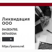 Експрес-ліквідація ТОВ у Дніпрі. Послуги з ліквідації підприємства