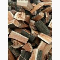 Продаю в Луцьку колоті дрова, паливні брикети із торфу