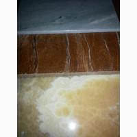 Мрамор многосторонний на складе. Плиты, плитка, слябы, слэбы, полосы, треугольные куски