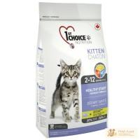 1st Choice (Фест Чойс) Котенок сухой супер премиум корм для котят.