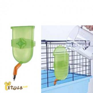 Поилки для кроликов Imac Биббер (Bibber) - поилка для всех видов грызунов, пластик