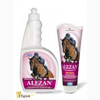 Алезан шампунь для лошадей светлой масти (500 мл)