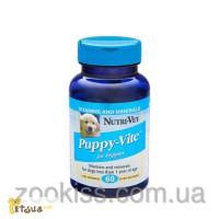 Nutri-Vet ПАППИ-ВИТ (Puppy-Vite) комплекс витаминов и минералов для щенков-141грн