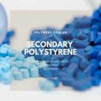 Вторичная гранула ПС полистирол, вторичный полипропилен ПП, ПЭНД, ПЕ100, ПЕ80