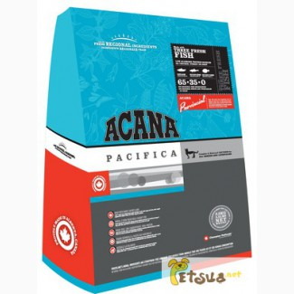 Корм для кошек Acana PACIFICA Для кошек всех пород и возрастов с рыбой