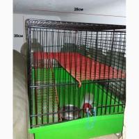 Клетка для грызуна(хомяк, мор.свинка, крыса, шиншилла), Киев