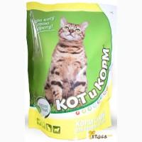 КотИкорм» Сухой Премиум корм для взрослых кошек с курицей