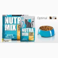 Nutra Mix Optimal сухой корм для кошек 22 кг