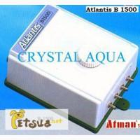 Профессиональный аквариумный компрессор Atman B-1500 Atlantis