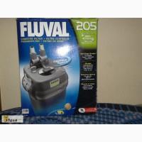 Аквариумный наружный фильтр Fluval 205