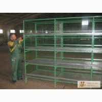 Продам клеточное оборудование для содержания любой домашней птицы
