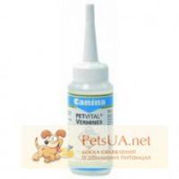 Canina PETVITAL Verminex - средство от блох и клещей для животных и птиц