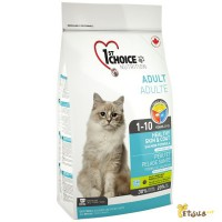 Корм для кошек 1st Choice Healthy Skin Coat (Salmon Indoor)