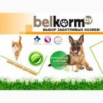 Petboom - Сухой корм для взрослых кошек с мясом и овощами