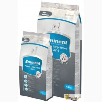 EMINENT (Эминент) PUPPY LARGE BREED 28/14 с 2 месяцев - 3 КГ
