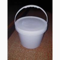 Продаются ведра пластиковые 10 литровые