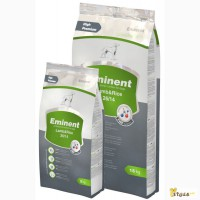 Eminent (эминент) lamb/rice 26/14 с 4 месяцев - аллергик - 3 кг