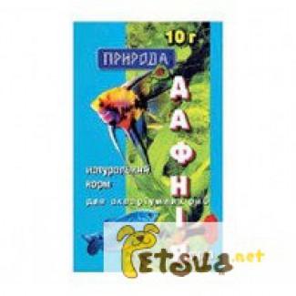 Корм для рыб Дафния 30г