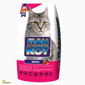 Сухий корм Пан Кот 10кг
