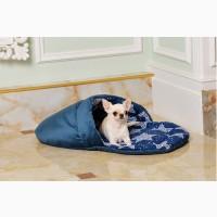 Лежанка для маленьких собачок та котиків, розмір 50*70 см