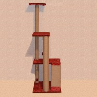 Игровой комплекс когтеточка высотой 160 см