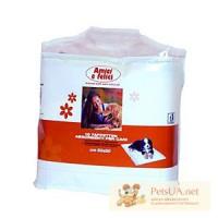 Камон. Пеленки-подстилки одноразовые для собак, щенков и других животных.