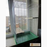 Клетка для белок, шиншилл или птиц h85х55х42 см (новая)