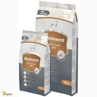 Eminent (эминент) senior/light lamb/rice 19/8 - 3 кг