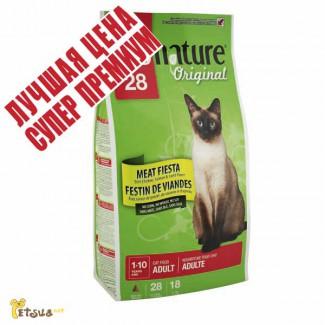 Корм для кошек Pronature Original Мясная фиеста